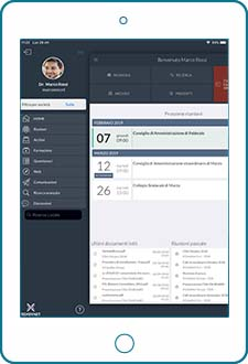 CDA ON BOARD App Home